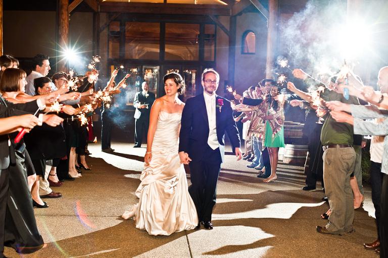 Williamette Valley Vineyards Wedding So