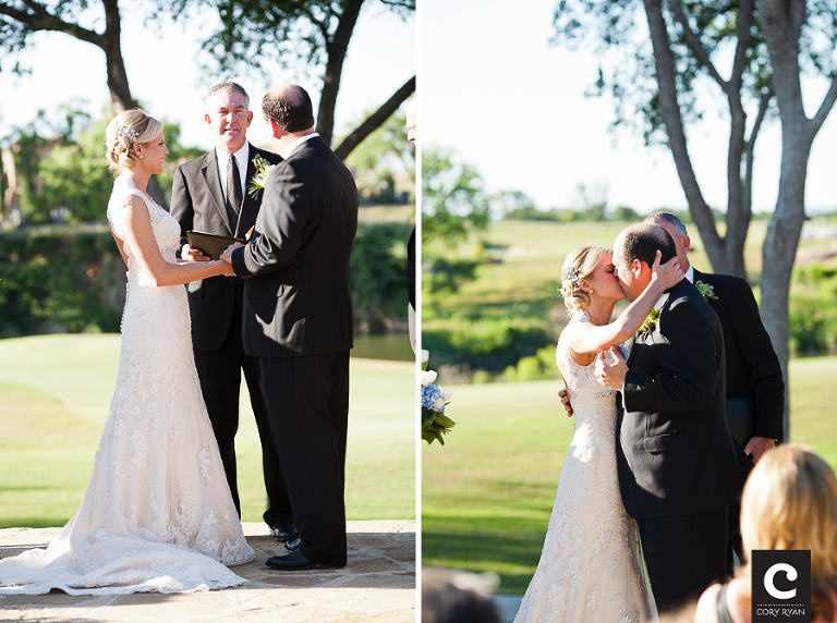Sidni Amp Jay Escondido Wedding In Horseshoe Bay Tx
