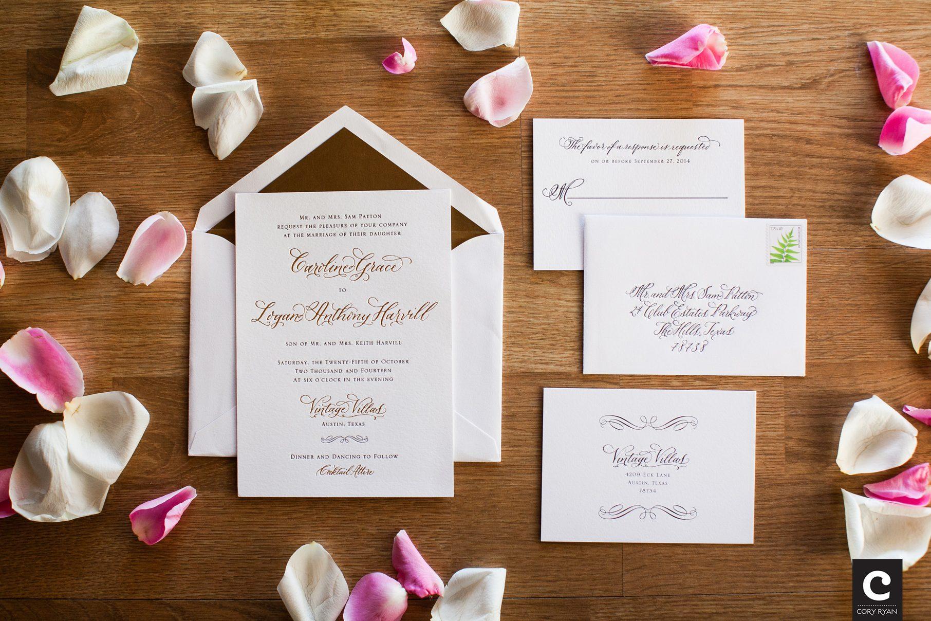 Vintage Villas Wedding with 36th Street Events :: Caroline & Logan ...