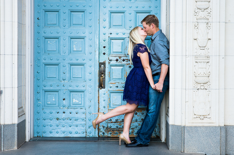 traditional engagement photography