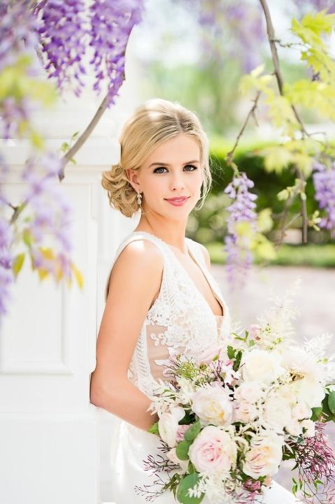 Austin bridal portrait session