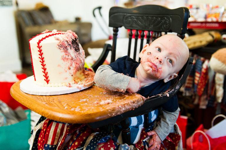 austin cake smash sessions